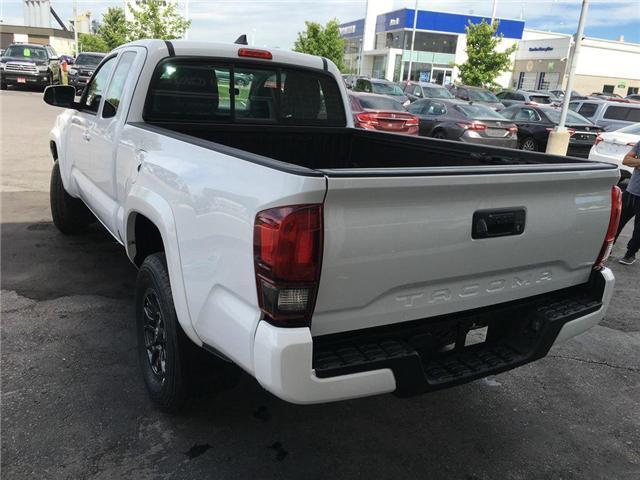 2018 Toyota Tacoma ACCESS CAB 2WD