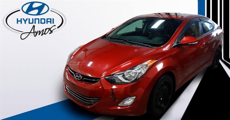 Hyundai Elantra 2013 Limited Navi #19041c