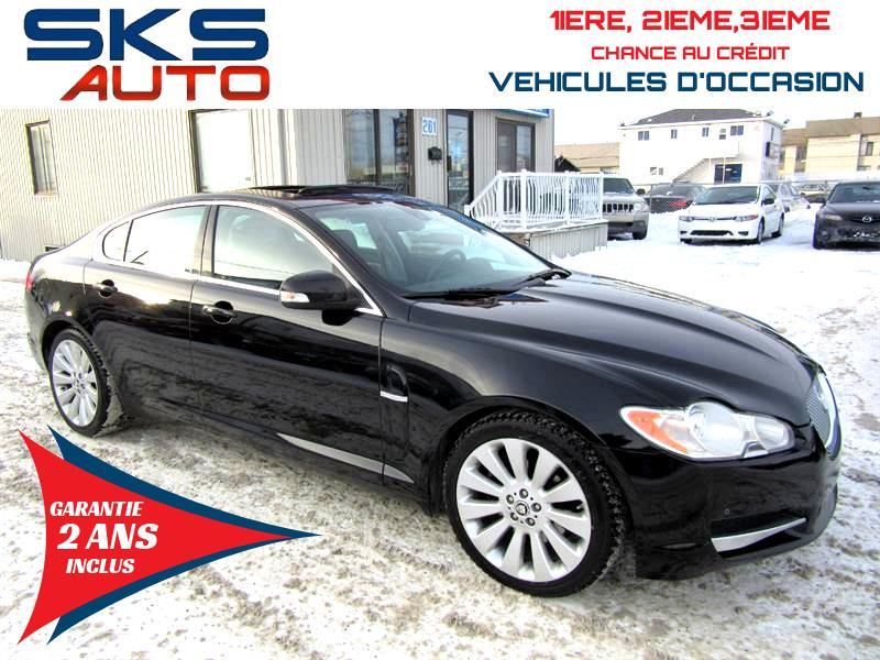 Jaguar XF 2009 Premium Luxury NAVI (GARANTIE 2 ANS INCLUS) #SKS-4294