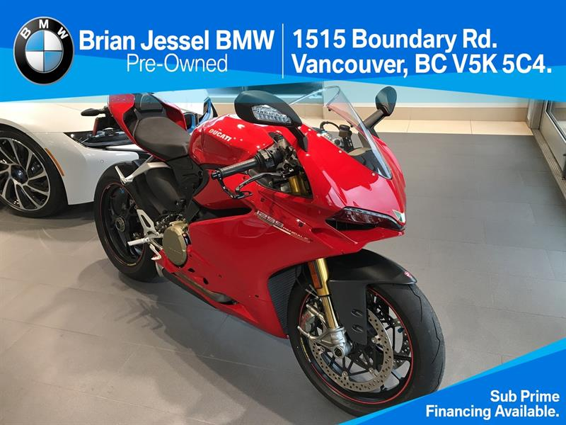 2016 Ducati Motorcycle Panigale 1299 S only 1600KM! #BP7532