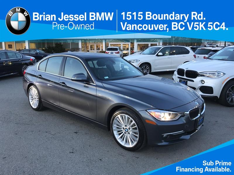 2015 BMW 3 Series 328d xDrive Sedan #BP756010