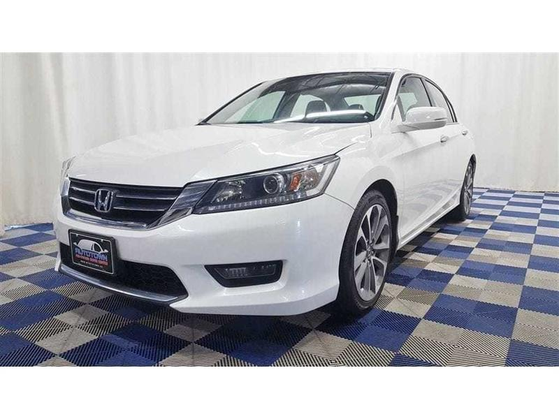 2015 Honda Accord Sport/REAR VIEW CAMERA/BLUETOOTH #15ML04962A
