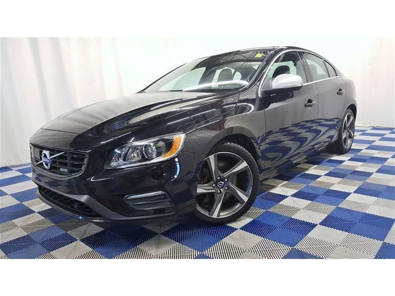 2015 Volvo S60 T6 R-Design Platinum/BEST DEAL IN CANADA/LOADED!! #LUX15VS39473
