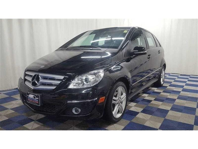 2011 Mercedes-Benz B-Class B200/SUNROOF/BLUETOOTH/ALLOYS #LUX11MB55969
