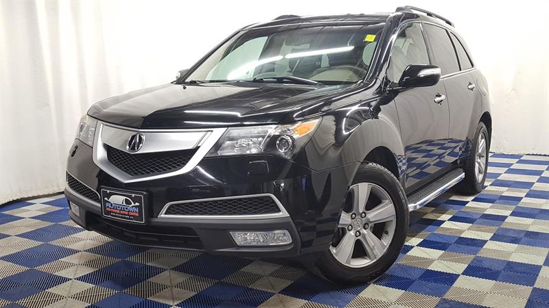 2010 Acura MDX Technology Package/DVD/NAV/ACCIDENT FREE #LUX10AM03066