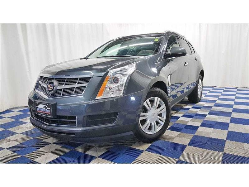 2012 Cadillac SRX Luxury Collection AWD/LEATHER/SUNROOF/REAR CAM #LUX12CS19872