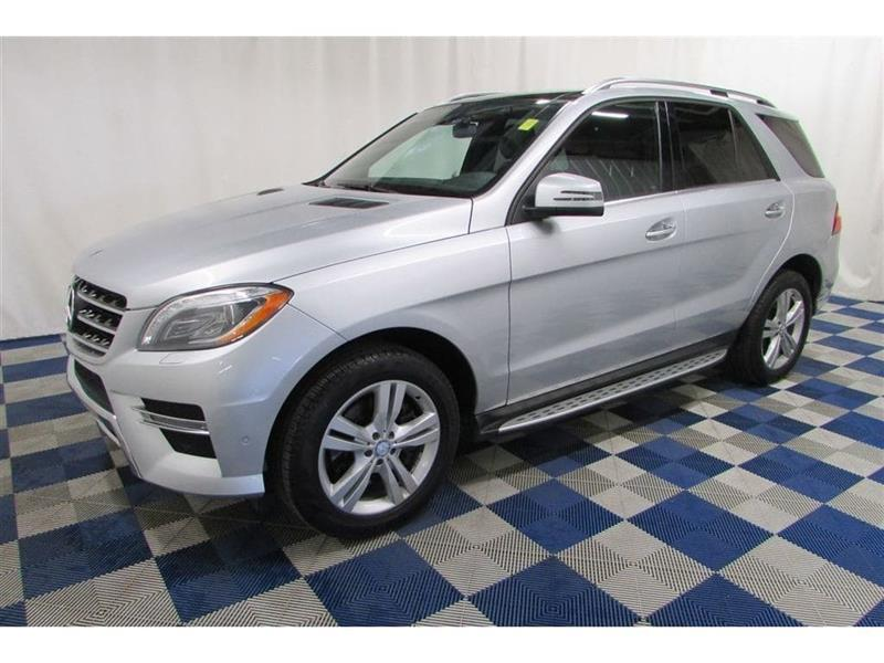 2013 Mercedes-Benz M-Class ML 350 BlueTEC 4MATIC AWD/LOADED!!! #LUX13MM77171