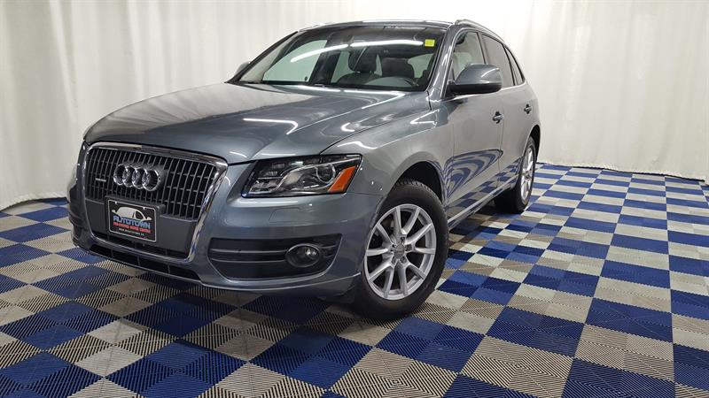 2012 Audi Q5 2.0T LOCAL TRADE!/ AWD/PANO #LUX13IF73463A
