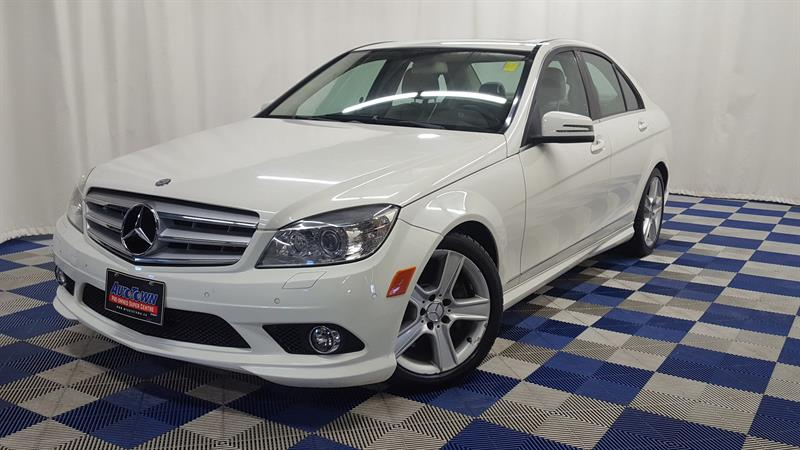 2010 Mercedes-Benz C-Class C300 4MATIC/FRESH TRADE!/GREAT KMS AND PRICE! #LUX17NA56865A