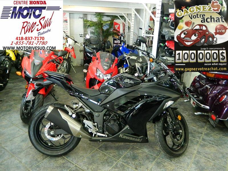 Kawasaki 2009 2019 Occasion à Vendre à Pintendre Moto Rive Sud