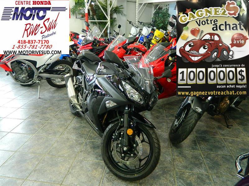 Kawasaki Ex 300 Ninja Moto 2014 Occasion à Vendre Pintendre Chez