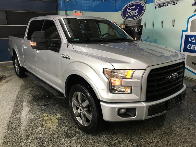Ford F-150 2015 XLT Sport 4WD SuperCrew 157 #31689A