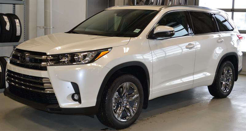 2019 Toyota Highlander AWD Limited #DZ50769
