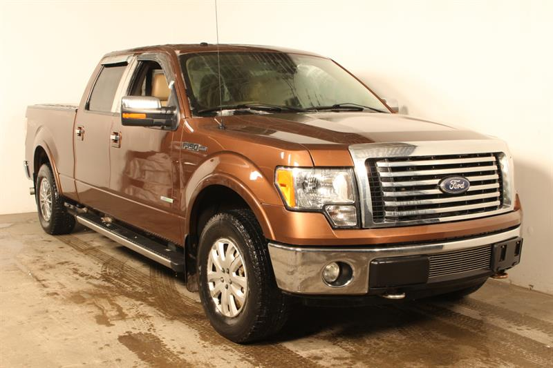 Ford F-150 2011 SuperCrew ** LARIAT **  #90698a