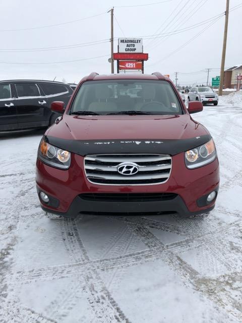 2012 Hyundai Santa Fe AWD