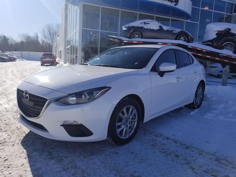 Mazda Mazda3 2014 GS-SKY*AIR CLIM*BLUETOOTH*MAGS*CRUISE*CAM DE RECUL #218529A