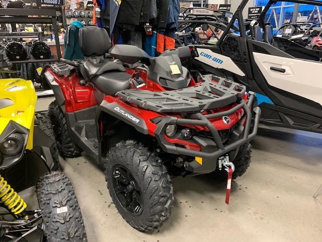 2018 Can-am OUTLANDE MAX XT 650