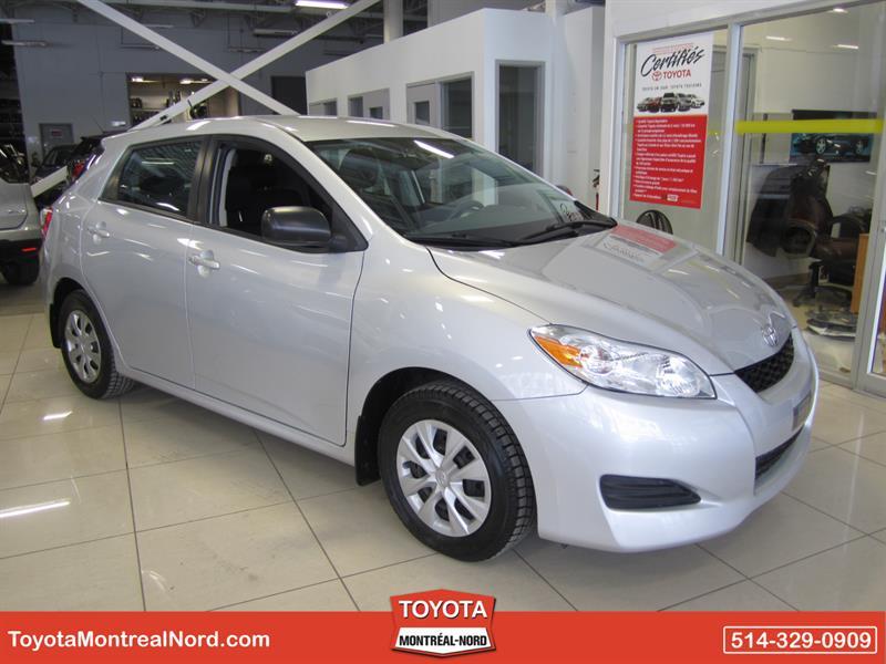 Toyota Matrix 2014  Aut/Ac/Vitres,Portes,Miroirs Elec #3558 AT