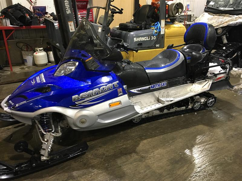 Arctic Cat BEARCAT 660 TURBO 2007