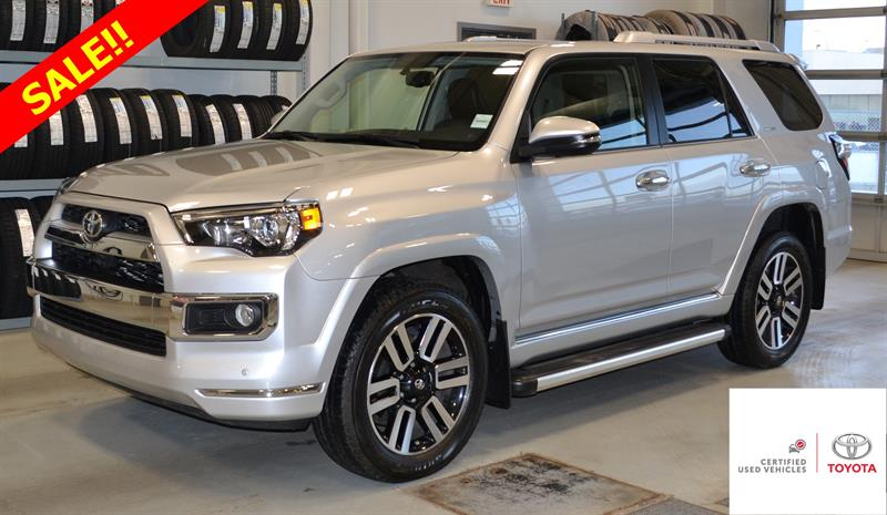 2015 Toyota 4Runner Limited #P1257