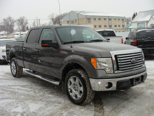 2010 Ford F-150 4WD SuperCrew 150'' WB XTR  4X4 #1664