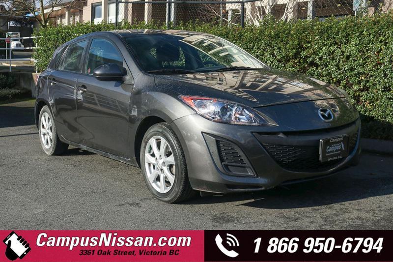2011 Mazda MAZDA3 | GX | FWD w/ Sunroof #8-X799A
