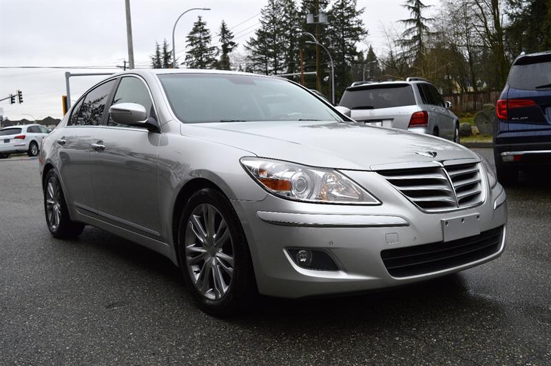 2009 Hyundai Genesis 4.6L V8 *Loaded*  #CWL8927M