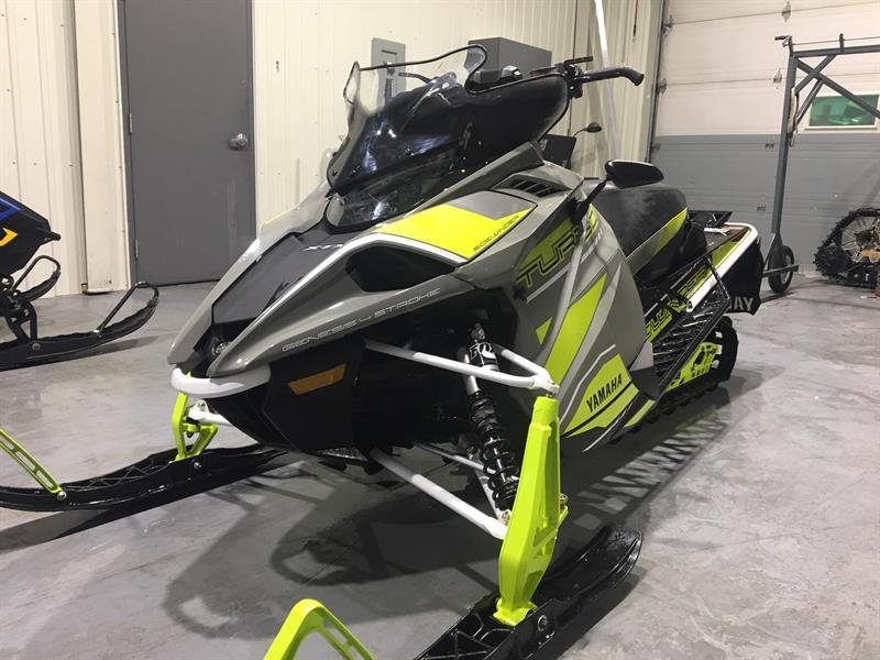 2018 Yamaha Sidewinder X-TX