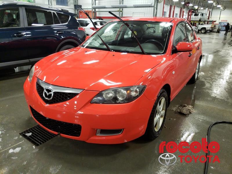 Mazda mazda3 2008 * GR ÉLECTRIQUES * PORTES ÉLECTRIQUES * #80990B-69