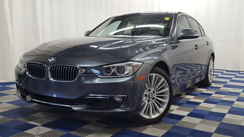 2014 BMW 3 Series 328i/ xDrive/SUNROOF/REVCAM/NAVI #LUX14B382866