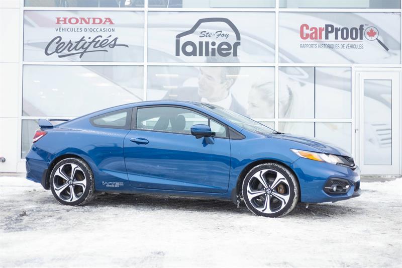 Honda Civic 2014 Si ***GARANTIE 10 ANS/200 000 KM*** #U19007
