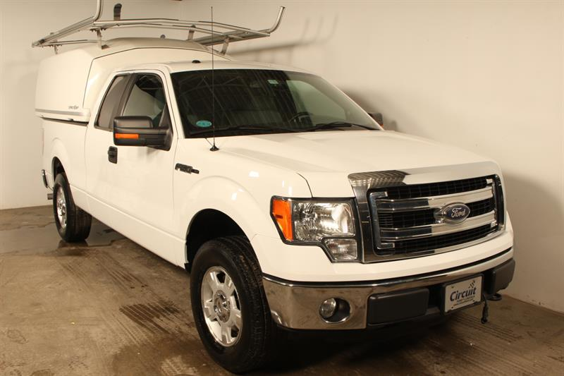 Ford F-150 2014 SuperCab **XLT** V8  #u3638
