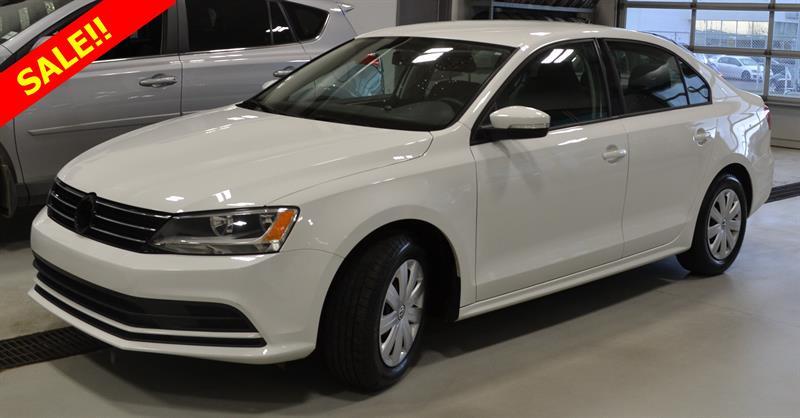 2015 Volkswagen Jetta Sedan Trendline #KA5154A