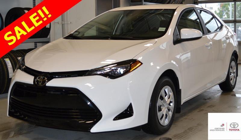 2018 Toyota Corolla CE #P1234