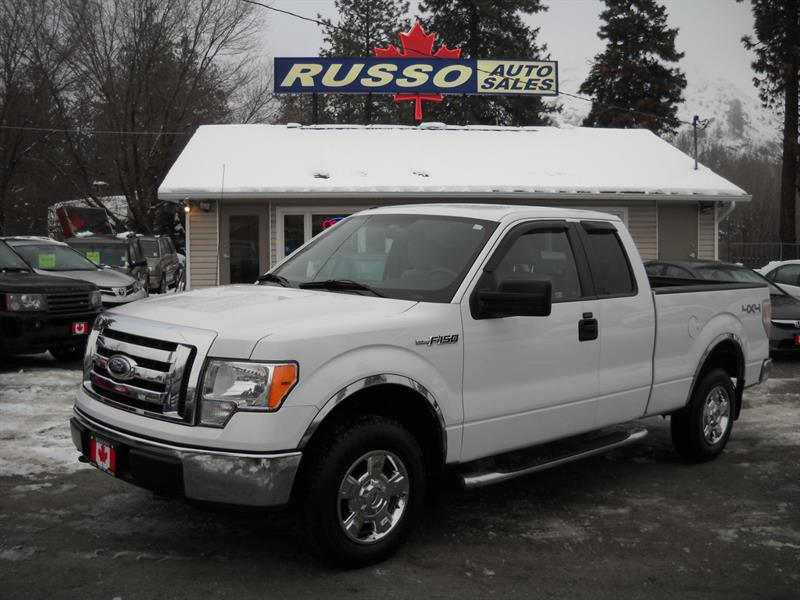 2009 Ford F-150 XLT, 4X4, ONLY 112 KMS....SOLD.... #3373