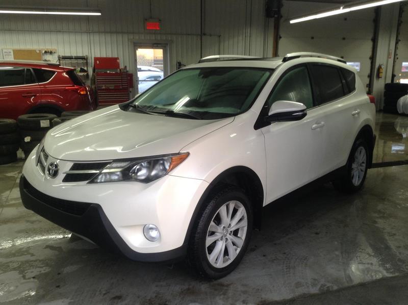 Toyota RAV4 2015 Limited AWD Groupe Technologie #81224-1