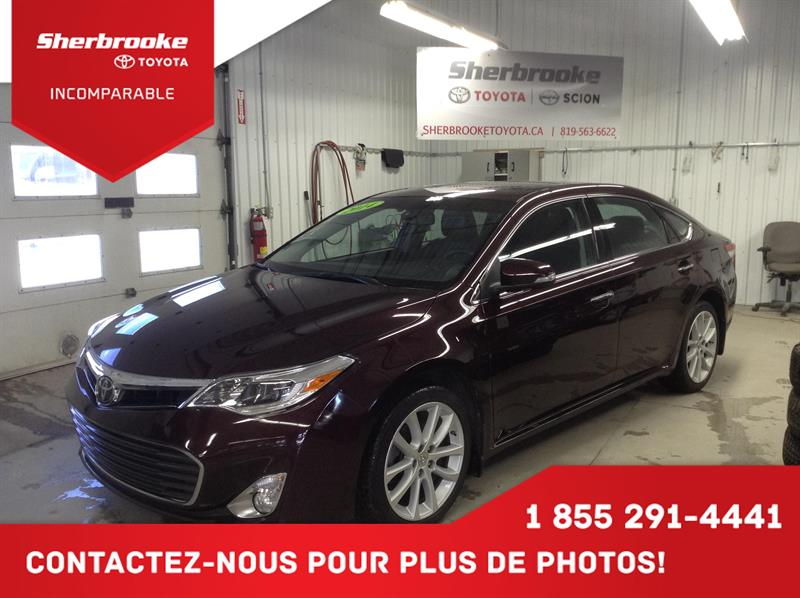 Toyota Avalon 2014 Limited Groupe Premium #90210-1