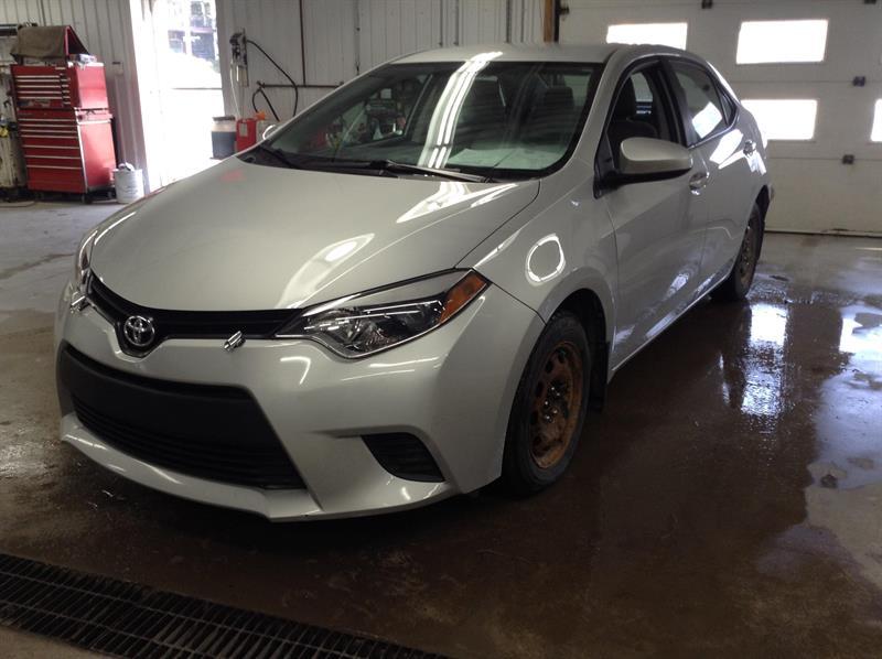 Toyota Corolla 2014 LE CVT #90201-1