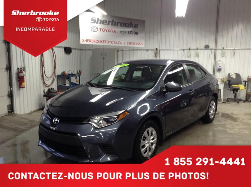 Toyota Corolla 2014 CE Groupe Climatiseur #90235-1
