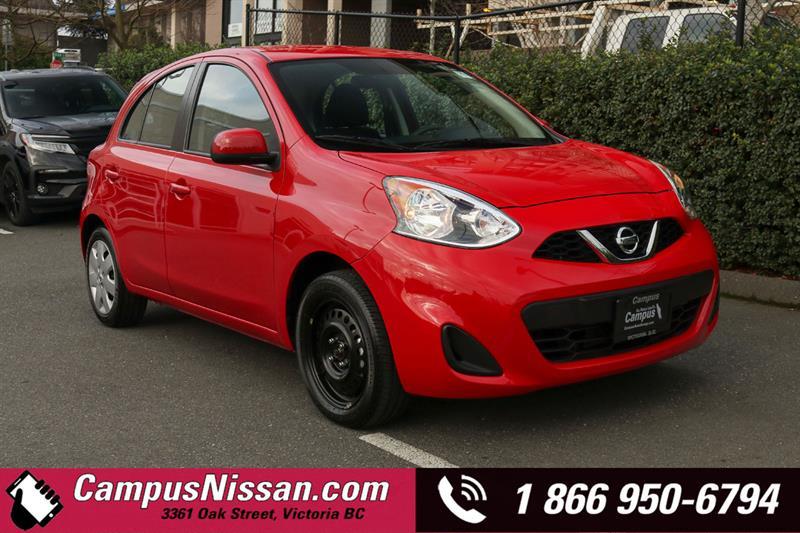 2016 Nissan Micra | SV | FWD w/ Bluetooth #JN3150