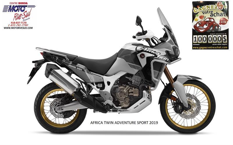 Honda Africa Twin 2019 MOTO #2019-21