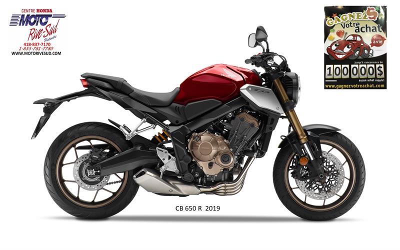 Honda CB 650 2019