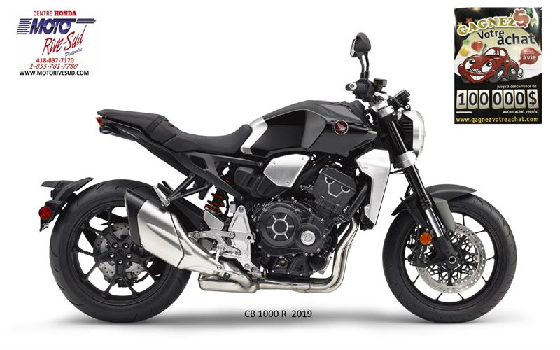 Honda CB 1000 «r 2019 MOTO #2019-26