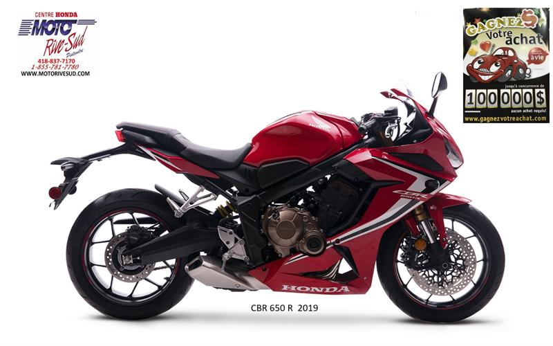 Honda CBR 650 R 2019 MOTO #2019-28