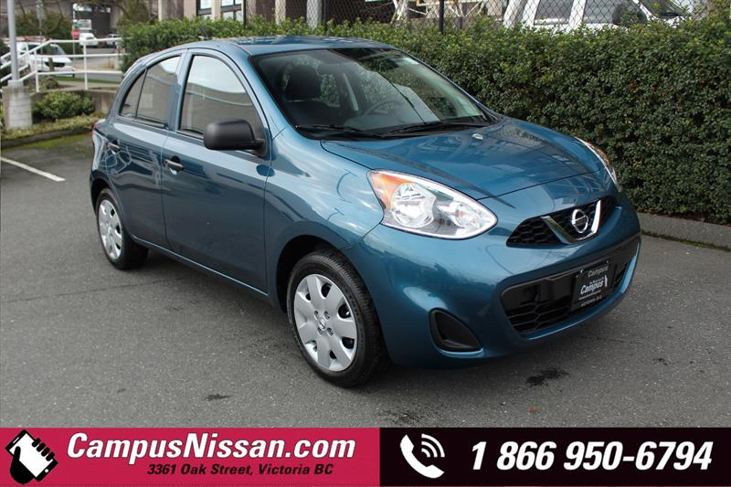 2019 Nissan Micra S FWD Automatic #9-A109