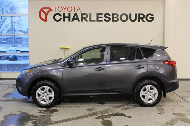 Toyota RAV4 2014 LE #55752