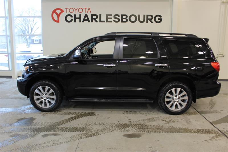 Toyota Sequoia 2016 LIMITED AWD #55763