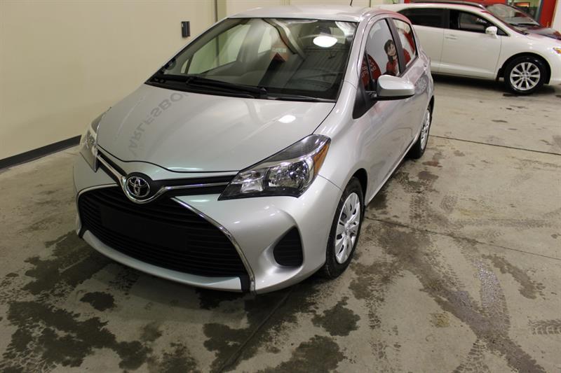 Toyota Yaris 2015 LE 5 portes #55708