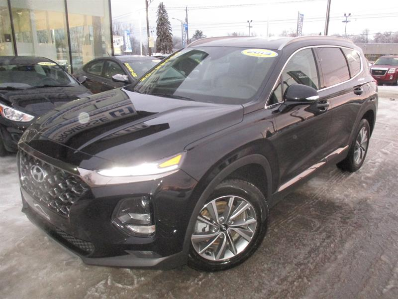 2019 Hyundai Santa Fe 2.4L AWD PREFERRED BLUETOOTH,MAGS,BANCS CHAUF+ #L-0127