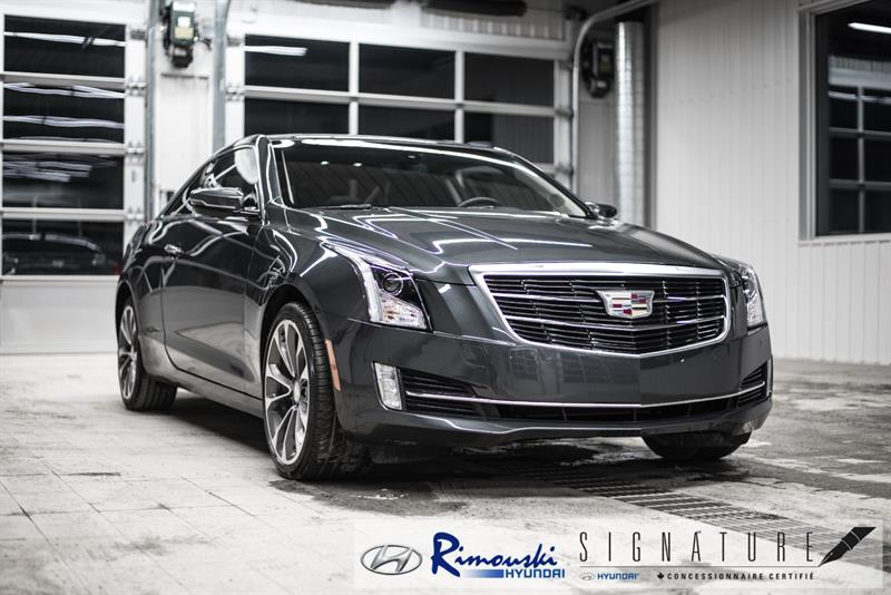 Cadillac ATS Coupe 2016